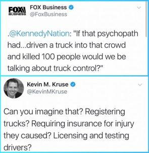 Driven A Truck