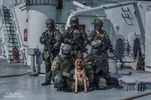 Finnish Border Guard 5th Special Intervention Unit