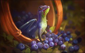 Grape Dragon