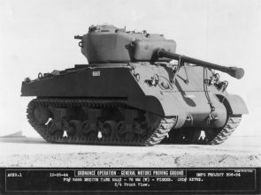 M4A2 Tank at the Testing Grounds