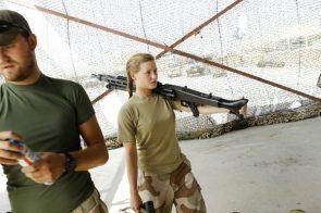 Machine Gun Support