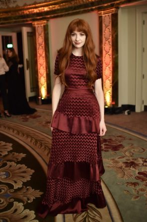 Nicola Roberts – The Art of Wishes Gala Dinner London October 2nd 2017