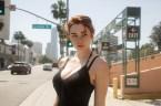 Sabrina Lynn in the streets