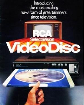 VIDEO DISC