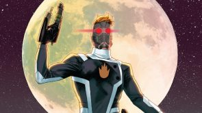 Starlord's new costume