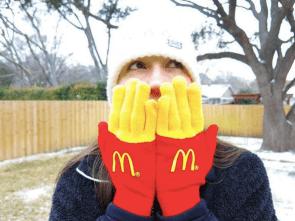 McDonalds Gloves