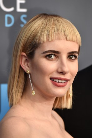 Emma Roberts – The 23rd Annual Critics' Choice Awards in Santa Monica 1-11-18.jpg