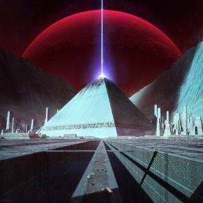 Science Fiction Pyramid
