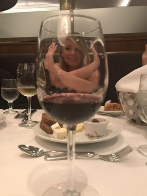 Wine Glass Prison