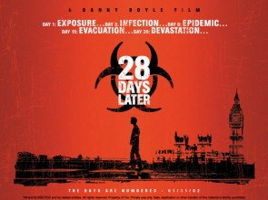28 days later movie poster wallpaper