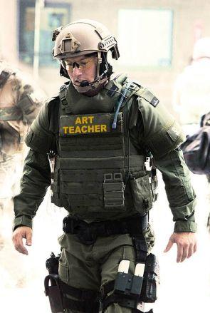 American Art Teacher