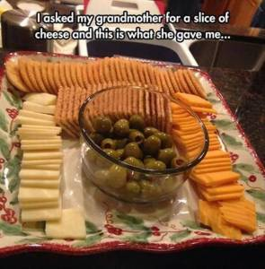 Grandmother Cheese