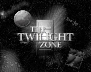 The Twilight Zone Door