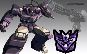Shockwave wallpaper
