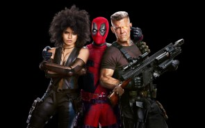 Deadpool 2 Friends and Family