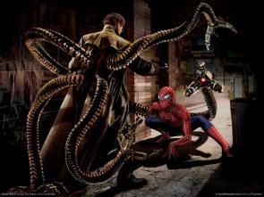 doctor octopus vs spiderman