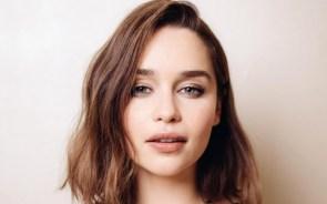 Emilia Clarke is stoned