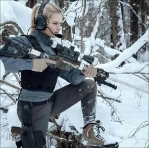 snow sniper