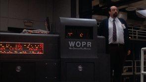 WOPR Computer