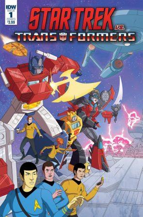Star Trek Vs Transformers 1a