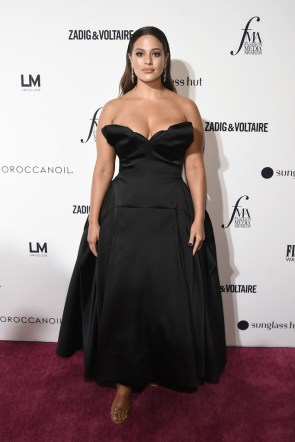 Ashley Graham – Daily Front Row's Fashion Media Awards in NYC 9618