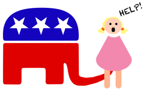 new GOP logo