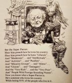 The Super Patriot - from Mad Magazine in 1968