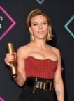 Scarlett Johansson at the 2018 People's Choice Awards in Santa Monica, California - 11/11/18