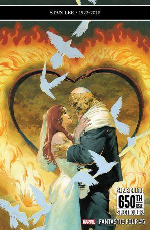 A horrible monster marries a rock man