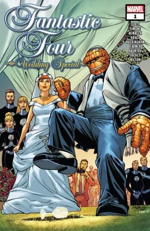 Fantastic Four Wedding Special