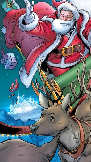 Superman Waving At Santa.jpg