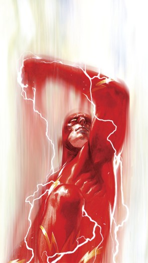 The Flash with hsi arm up.jpg