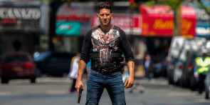 The Punisher is from Season Two