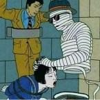 Invisible Man Blow Job