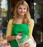 Stefanie Scott is pained to imagine where you shoved that cookie