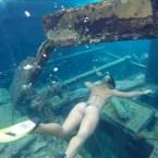 bikini snorkler