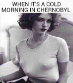 goldmorning in chernobyl