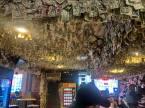 dollar bill ceiling