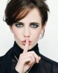 Eva demands your silence