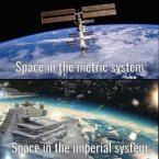 Space in the metric system