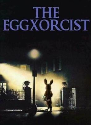 The Eggxorcist