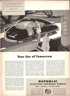 YOUR CAR OF TOMORROW
