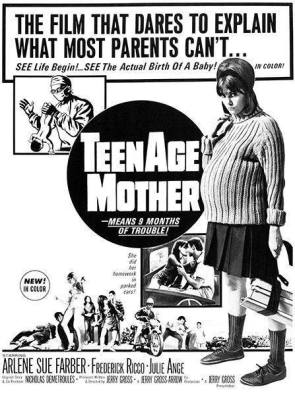 TEEN AGE MOTHER