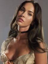 Megan Fox with no bra