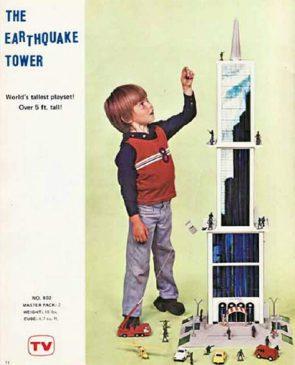THE EARTHQUAKE TOWER