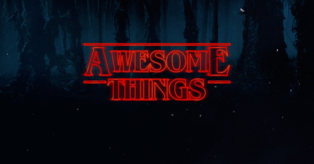 Awesome Things Volume XL