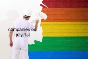 Companies on July 1st