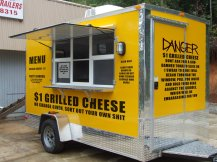 one dollar grilled cheese concept trailer