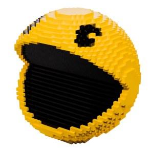 3D Lego Pac-Man