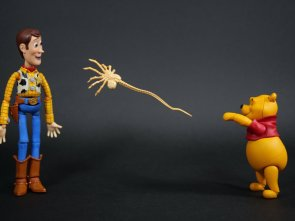 pooh infecting woody with xenomorph.jpg